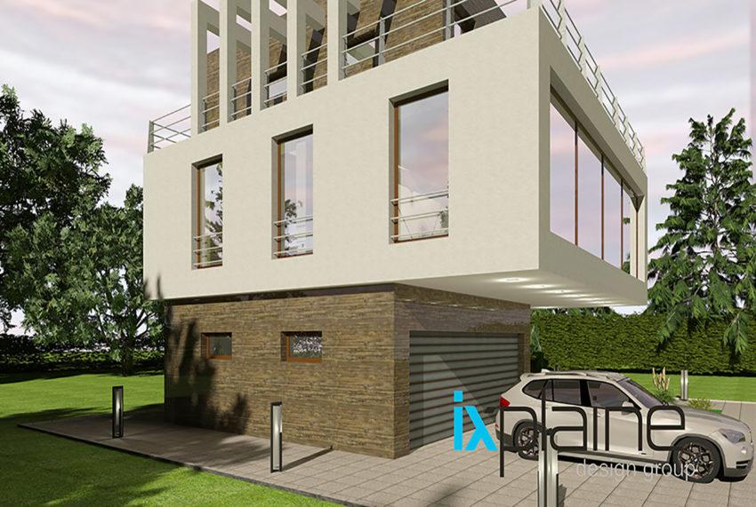 Дом с видом на озеро от Ixplaine Design Group 2