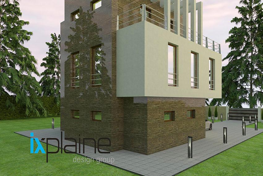 Дом с видом на озеро от Ixplaine Design Group 3