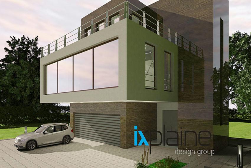 Дом с видом на озеро от Ixplaine Design Group 5