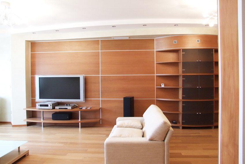 Дизайн проект интерьера квартиры в Протопоповском переулке 1