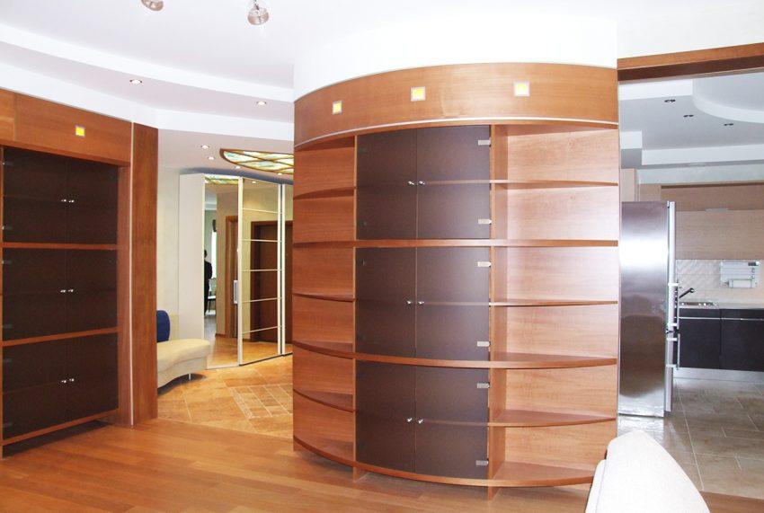 Дизайн проект интерьера квартиры в Протопоповском переулке 10