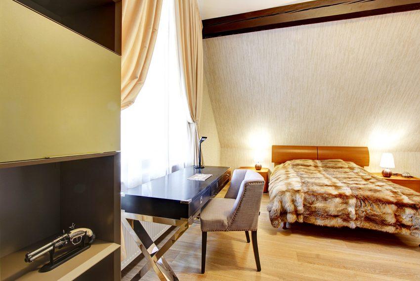 Дизайн интерьера в доме в Горках 11