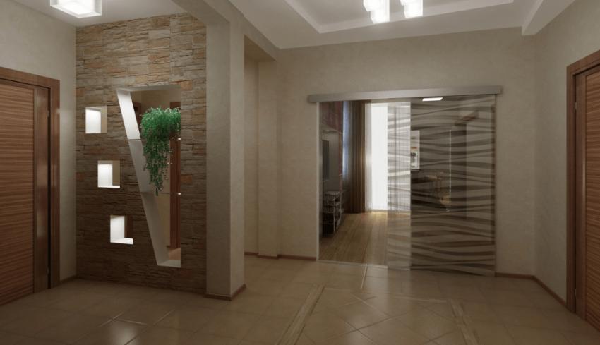 Проектирование квартиры в Сокольниках 2