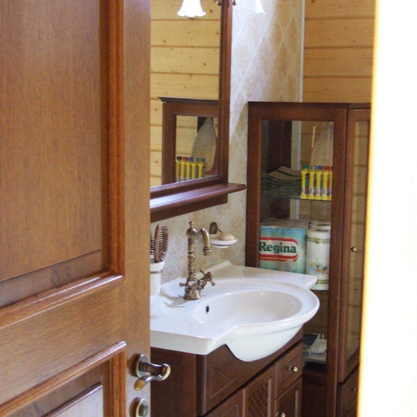 Дизайн интерьера дома из клееного бруса в Конаково 13