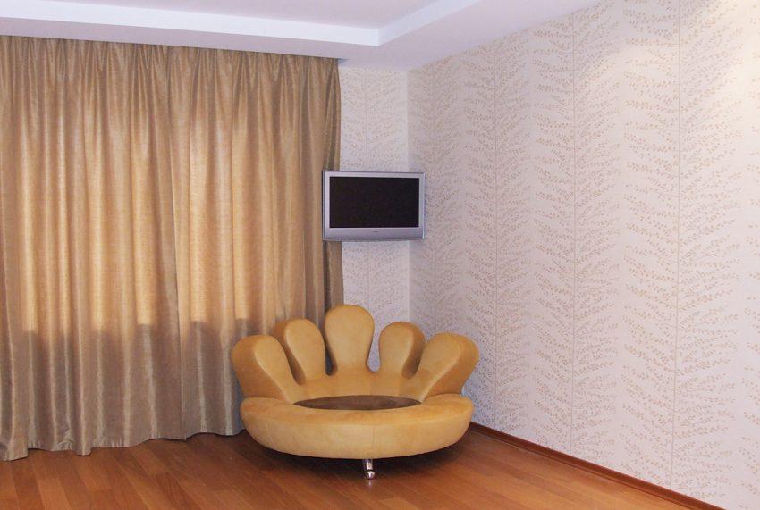 Дизайн проект интерьера квартиры в Протопоповском переулке 14
