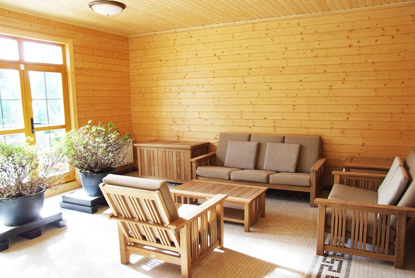 Дизайн интерьера дома из клееного бруса в Конаково 15