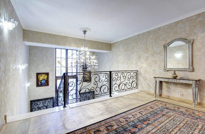 Дизайн интерьера в доме в Горках 15