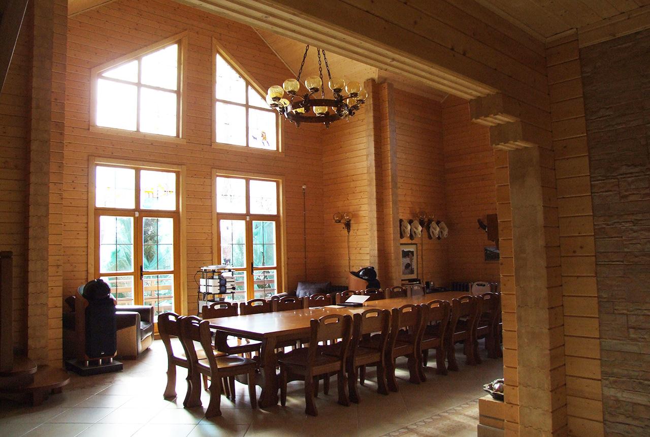 Дизайн интерьера дома из клееного бруса в Конаково 16
