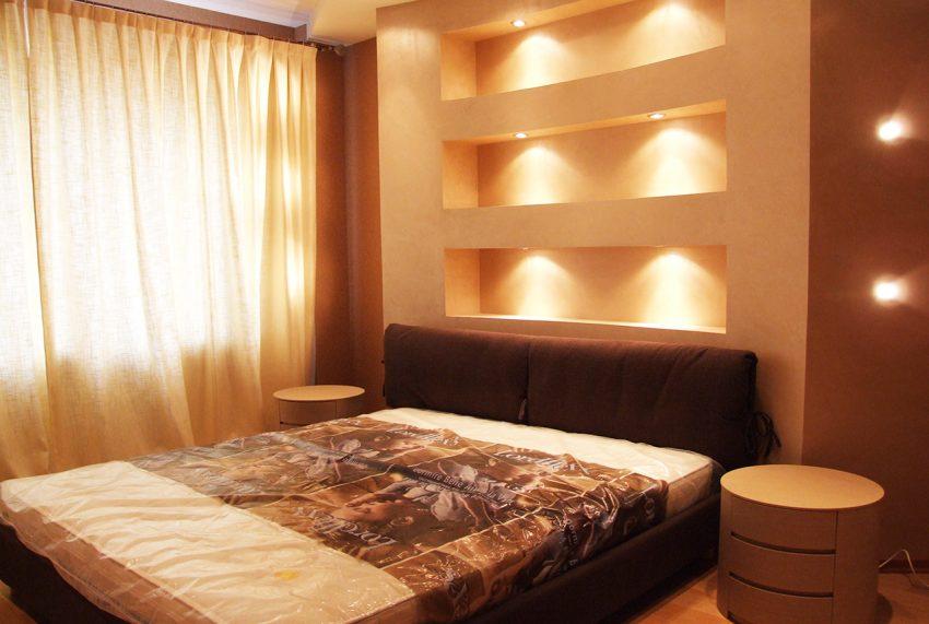Дизайн проект интерьера квартиры в Протопоповском переулке 16