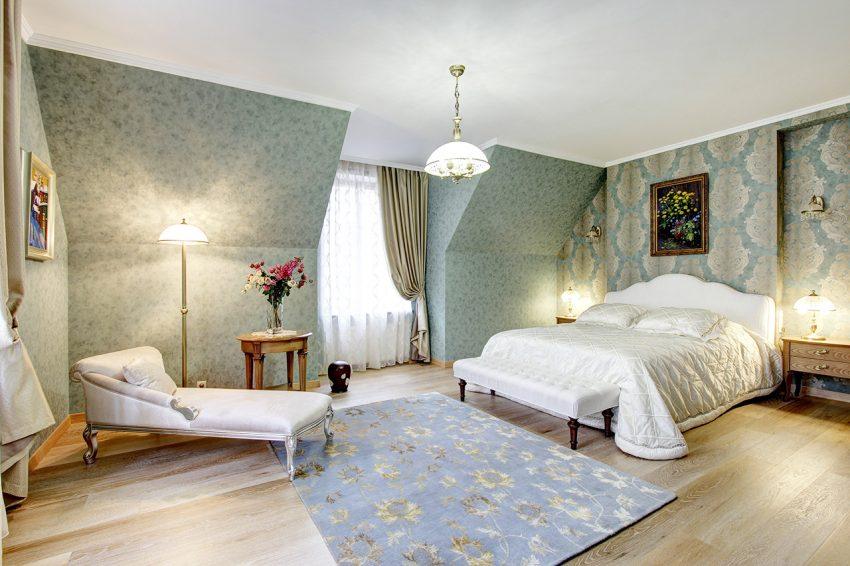 Дизайн интерьера в доме в Горках 18