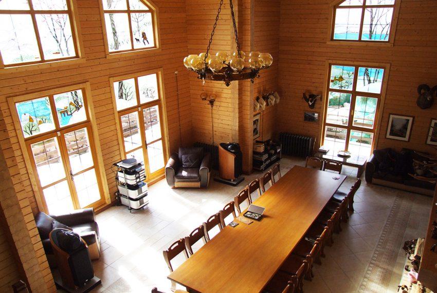 Дизайн интерьера дома из клееного бруса в Конаково 19