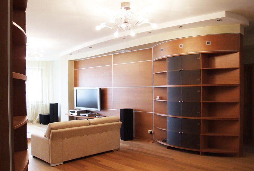 Дизайн проект интерьера квартиры в Протопоповском переулке 2