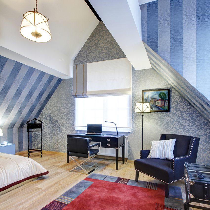 Дизайн интерьера в доме в Горках 2