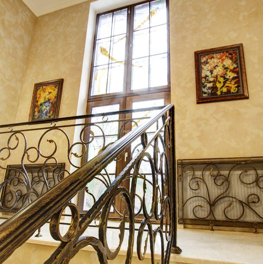 Дизайн интерьера в доме в Горках 22