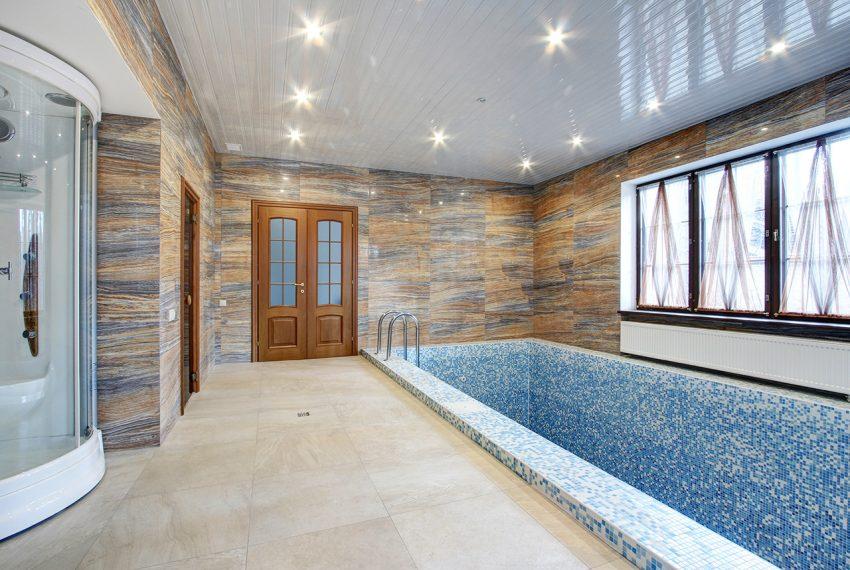Дизайн интерьера в доме в Горках 23