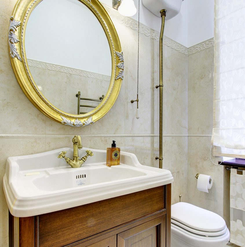 Дизайн интерьера в доме в Горках 24