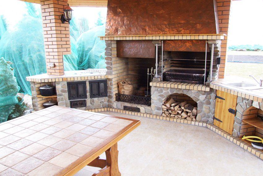 Дизайн интерьера дома из клееного бруса в Конаково 25
