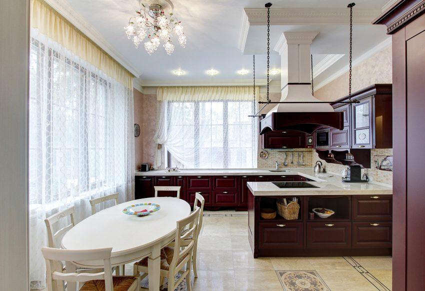 Дизайн интерьера в доме в Горках 25
