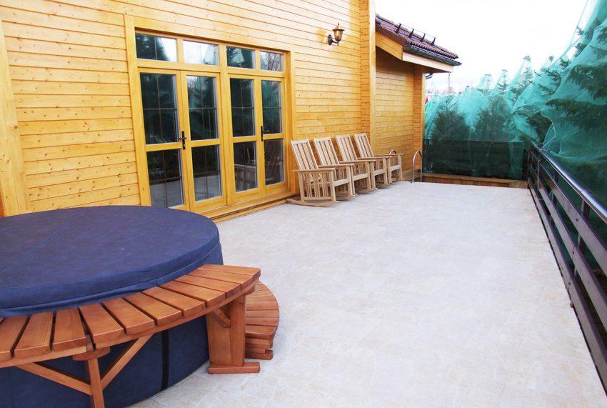 Дизайн интерьера дома из клееного бруса в Конаково 27