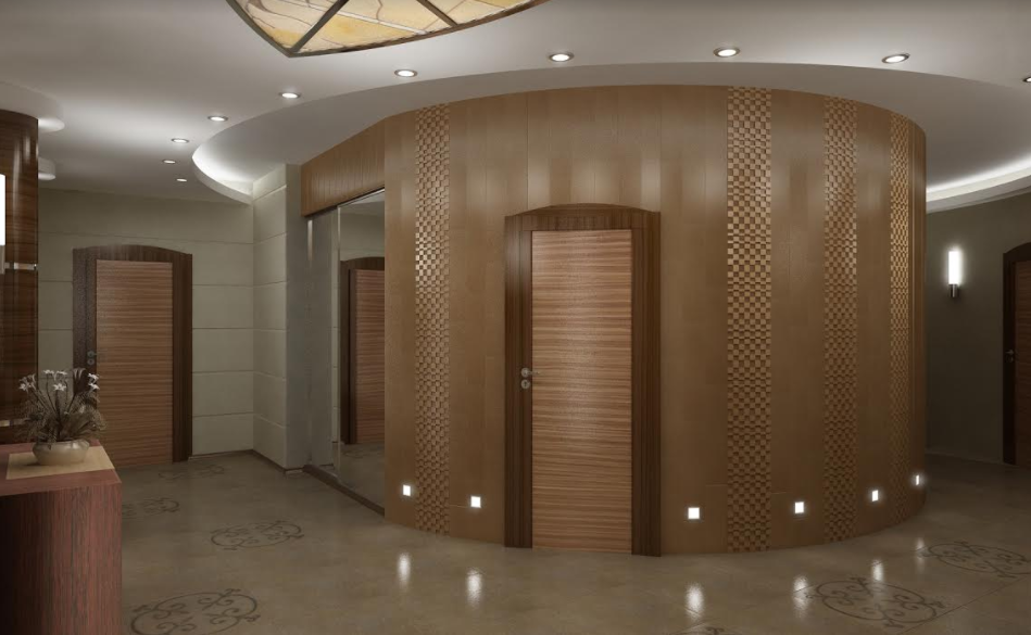 Проектирование квартиры в MOSCOW CITY 230М2 2