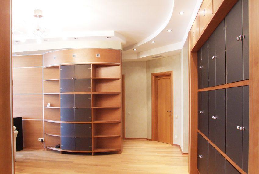Дизайн проект интерьера квартиры в Протопоповском переулке 3