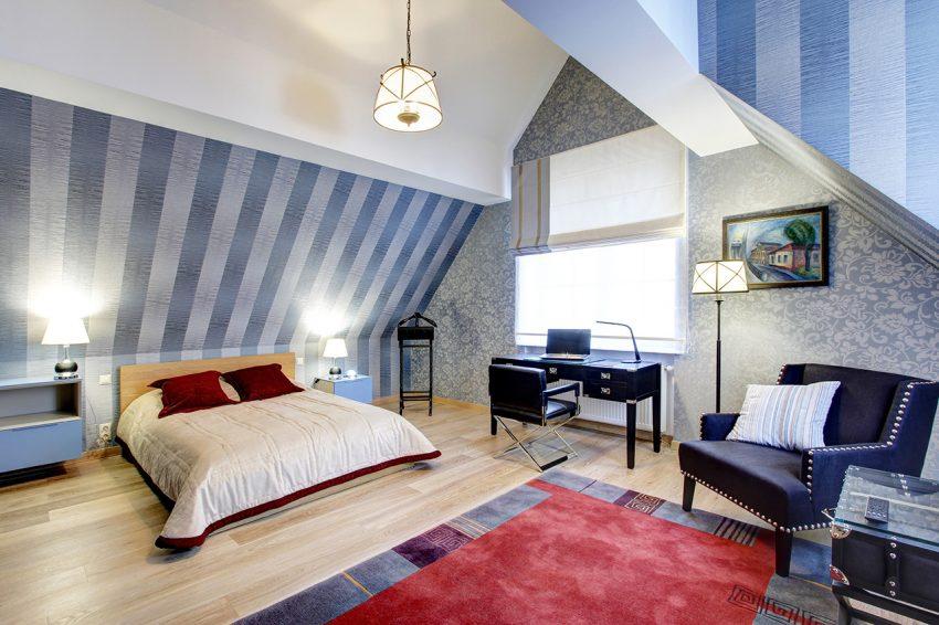 Дизайн интерьера в доме в Горках 3