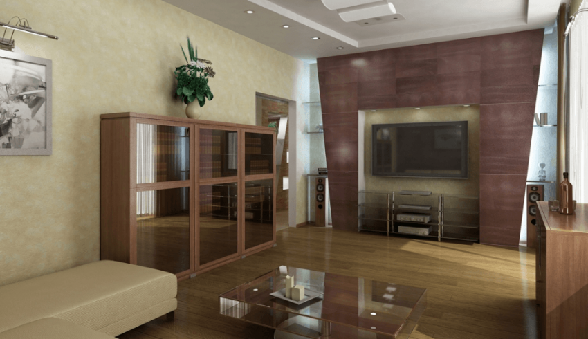 Проектирование квартиры в Сокольниках 1
