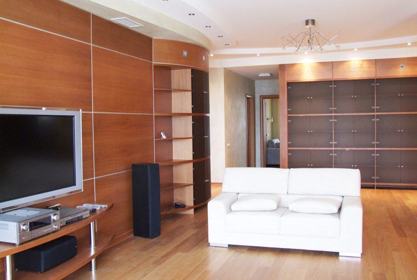 Дизайн проект интерьера квартиры в Протопоповском переулке 4