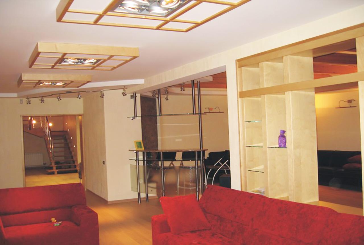 Дизайн проект интерьера дома в Грибово 4