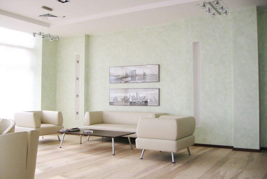 Дизайн в офисе компании «Монолит» 5