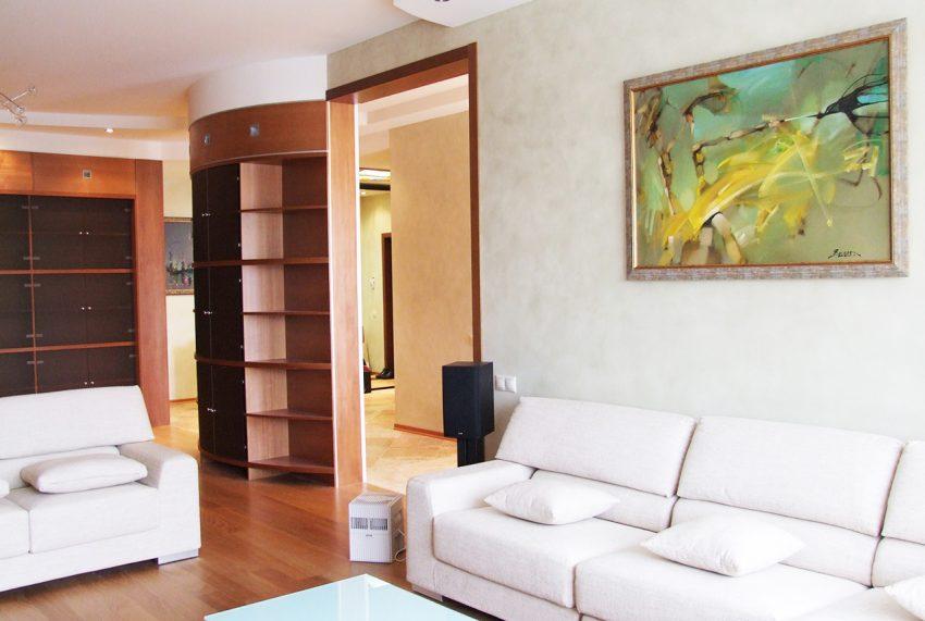 Дизайн проект интерьера квартиры в Протопоповском переулке 5