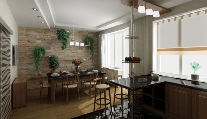 Проектирование квартиры в Сокольниках 3