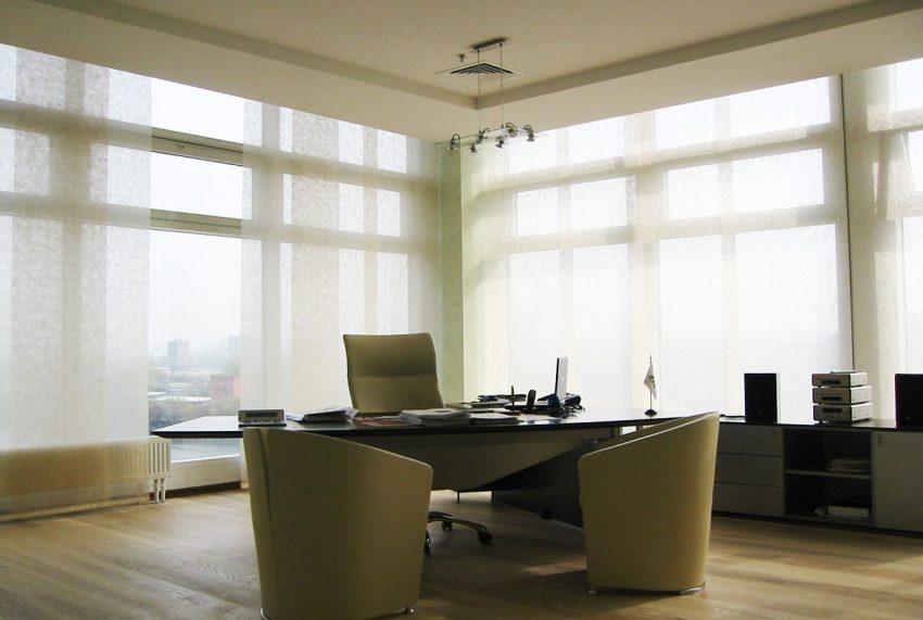 Дизайн в офисе компании «Монолит» 6