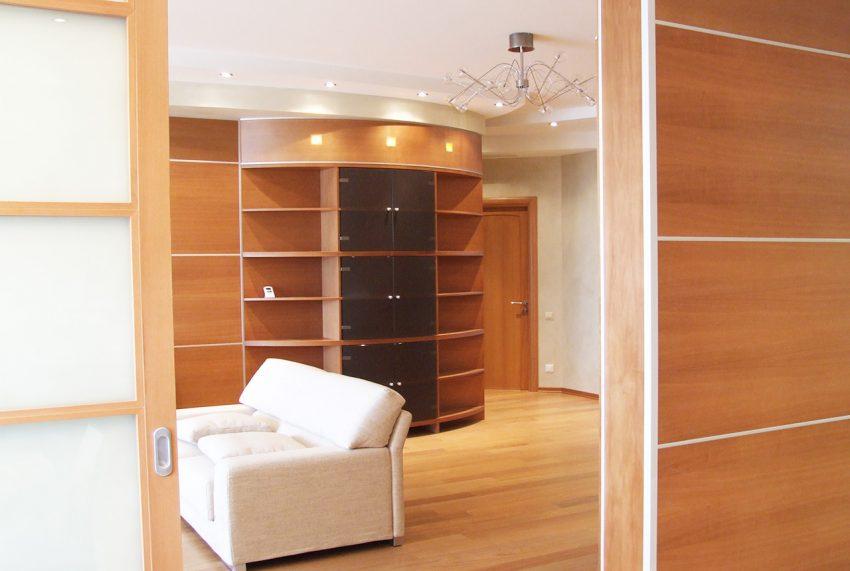 Дизайн проект интерьера квартиры в Протопоповском переулке 6