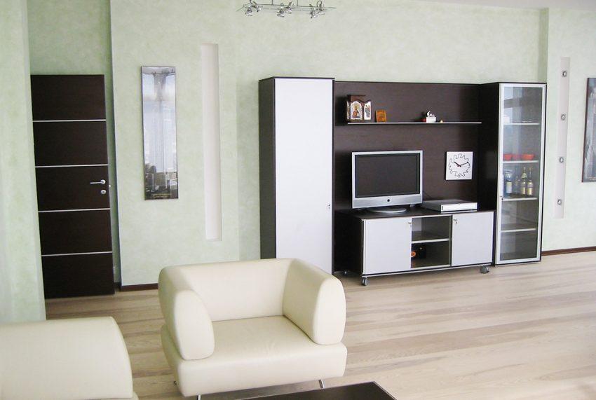 Дизайн в офисе компании «Монолит» 7