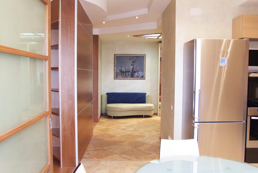 Дизайн проект интерьера квартиры в Протопоповском переулке 7