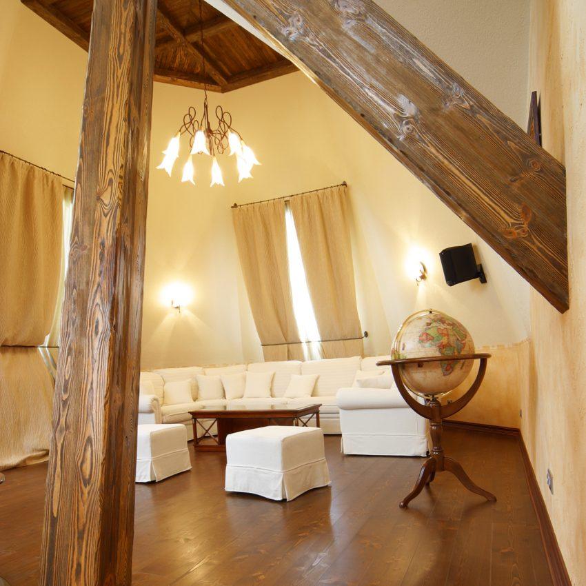Дизайн проект интерьера четырехуровневого особняка в поселке «Екатериновка» на западе Москвы. 8