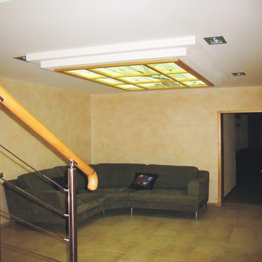 Дизайн проект интерьера дома в Грибово 9