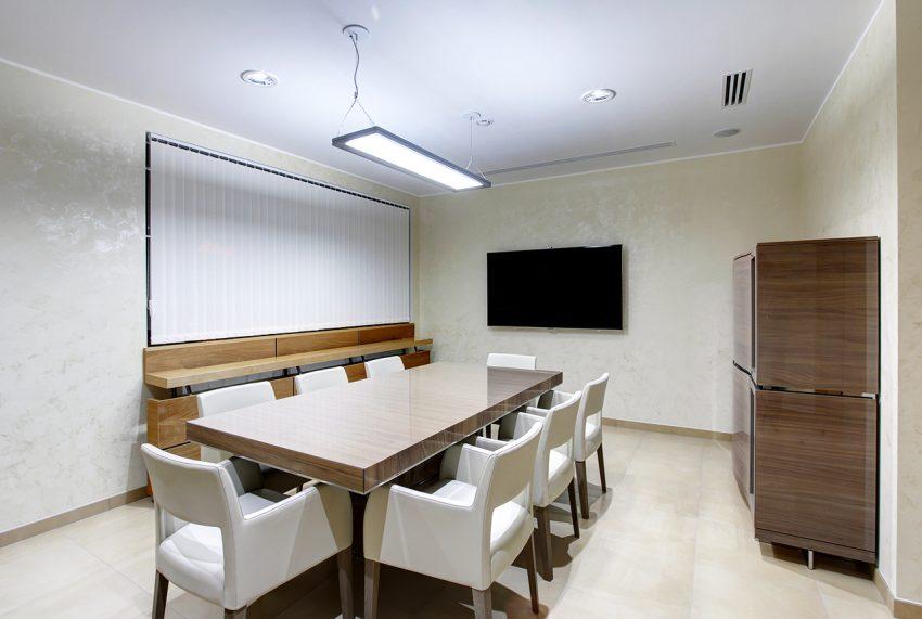 Дизайн интерьера офиса одной из компаний «Газпром» 9