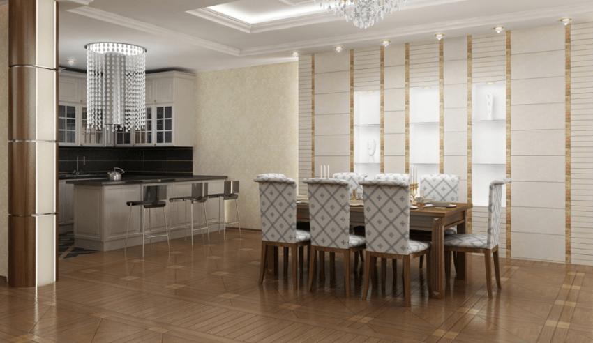 Проектирование квартиры площадью 340М² 4