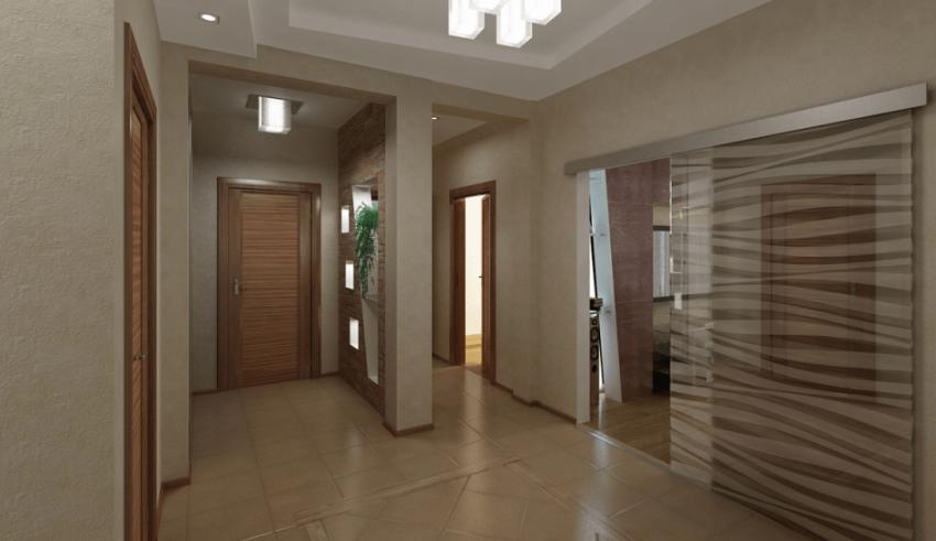 Проектирование квартиры в Сокольниках 6